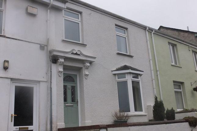 Thumbnail Terraced house to rent in Laburnum Row, Callington