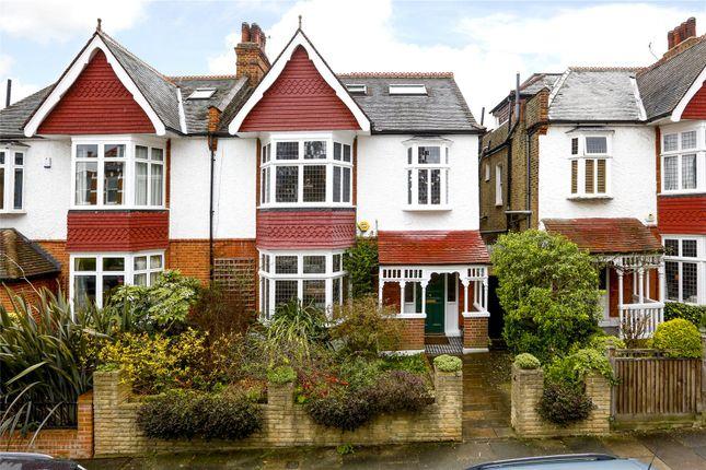 Thumbnail Semi-detached house for sale in Kenilworth Avenue, Wimbledon