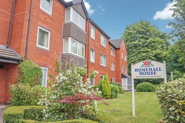 Thumbnail Flat for sale in Upper Holland Road, Sutton Coldfield