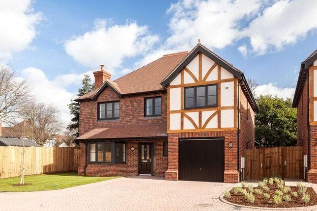 Thumbnail Detached house for sale in Pomarium Close, Gravesend, Kent