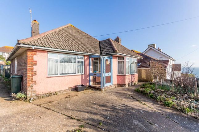 3 bed detached bungalow for sale in Little Crescent, Rottingdean, Brighton