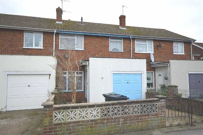 Thumbnail Terraced house for sale in Mead Road, Ashford, Kent