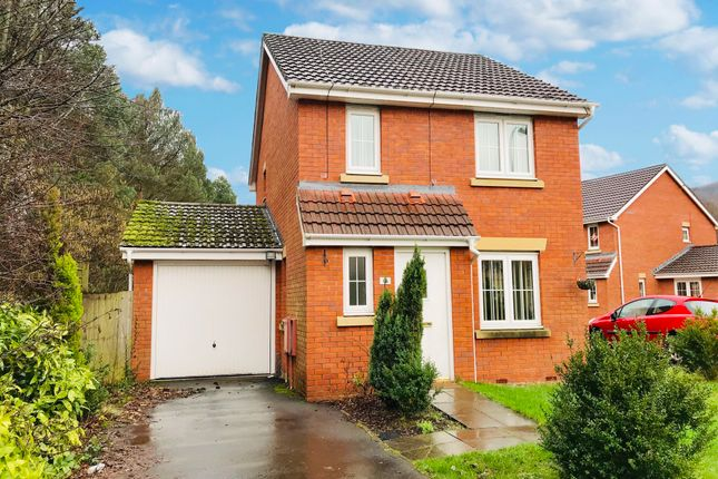 3 bedroom detached house to rent in Anthony Hill Court, Pentrebach, Merthyr Tydfil