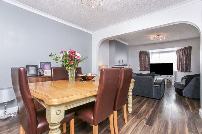 Dining Room of Harewood Gardens, South Croydon CR2