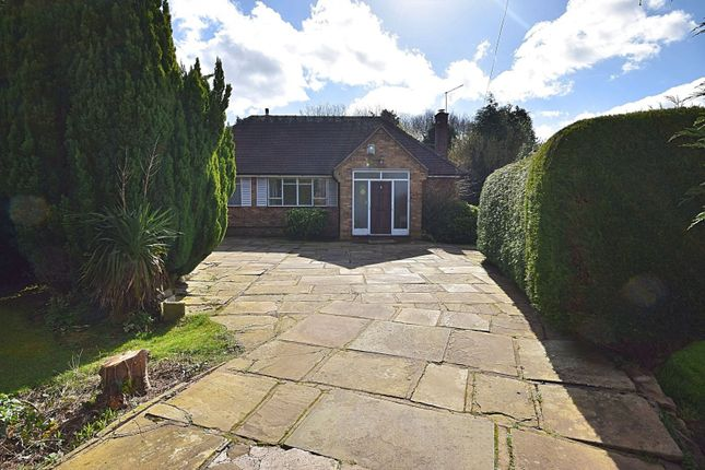 Thumbnail Detached bungalow for sale in Arlington Drive, Poynton, Stockport