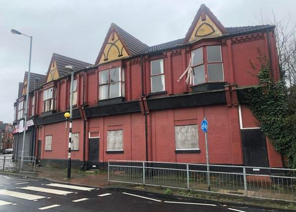 Thumbnail Terraced house for sale in 228-232 Knowsley Road, Bootle, Merseyside