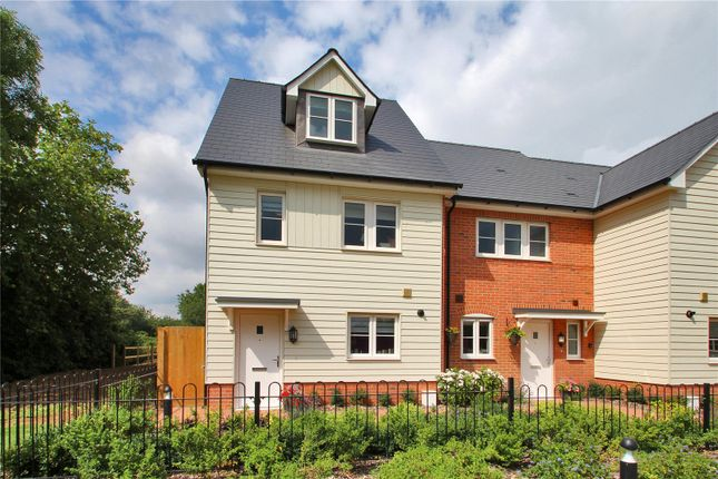 Thumbnail Semi-detached house for sale in Ashlin Quarter, Station Road, Aylesford, Kent