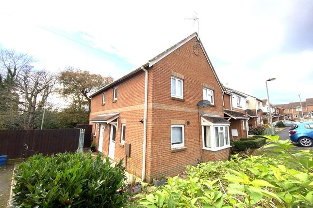 Thumbnail Terraced house for sale in Keats Close, Exmouth