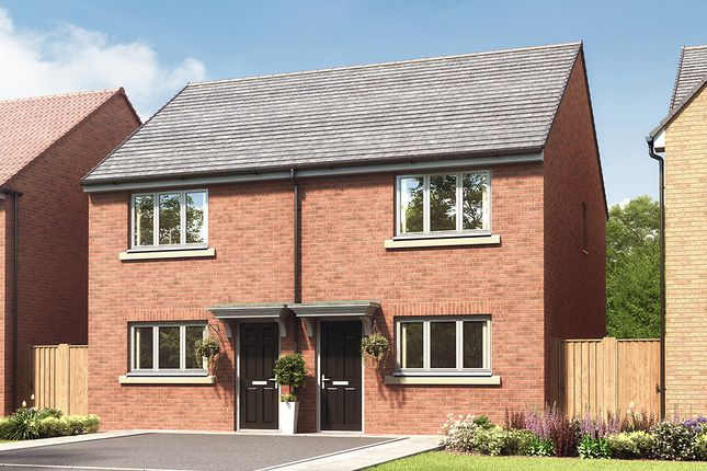 """Thumbnail Property for sale in """"The Halstead"""" at Hazel Road, Blaydon-On-Tyne"""
