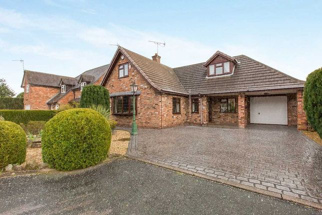 Thumbnail Bungalow for sale in Silvergate Court, Congleton, Cheshire