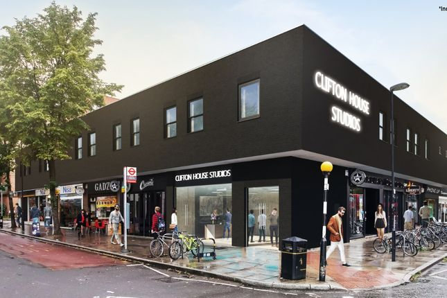 Clifton terrace london n4 offices to let primelocation for 5 clifton terrace winchester b b