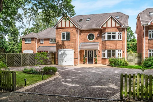 Thumbnail Property for sale in St. Bernards Road, Solihull