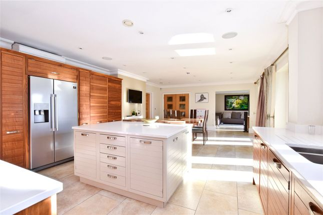 Thumbnail Detached house for sale in Sarratt Lane, Loudwater, Hertfordshire