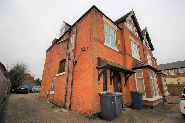 Thumbnail Semi-detached house to rent in Melton Road, West Bridgford, Nottingham