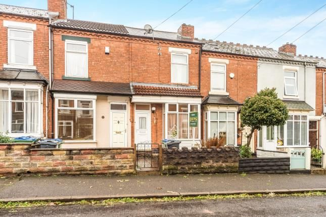 Thumbnail Terraced house for sale in Weston Road, Smethwick, Birmingham, West Midlands
