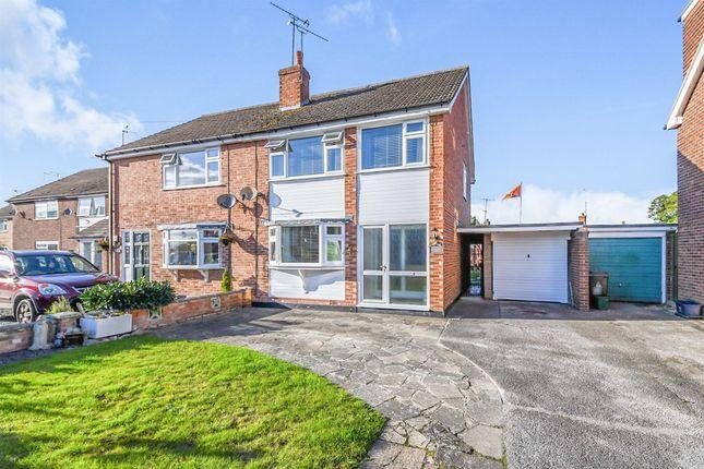 3 bed semi-detached house for sale in Ash Grove, Heybridge, Maldon CM9