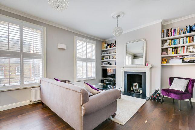 Reception Room of Harwood Road, London SW6