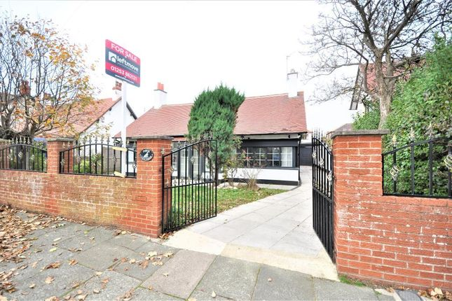 Thumbnail Detached bungalow for sale in Stockdove Way, Cleveleys, Thornton Cleveleys, Lancashire
