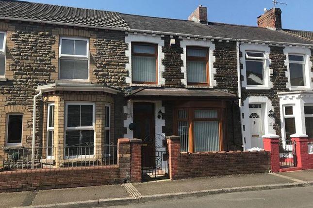 Thumbnail Terraced house for sale in New Street, Aberavon, Port Talbot, Neath Port Talbot.