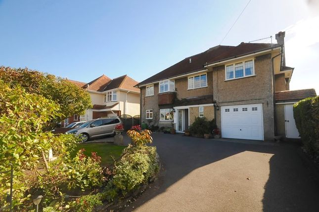 Thumbnail Detached house for sale in Orchard Avenue, Poole Park, Poole