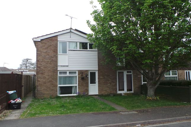 Thumbnail End terrace house to rent in Heron Close, Weston-Super-Mare