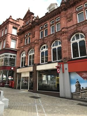 Thumbnail Retail premises to let in 2/4 Lands Lane, Leeds, West Yorkshire