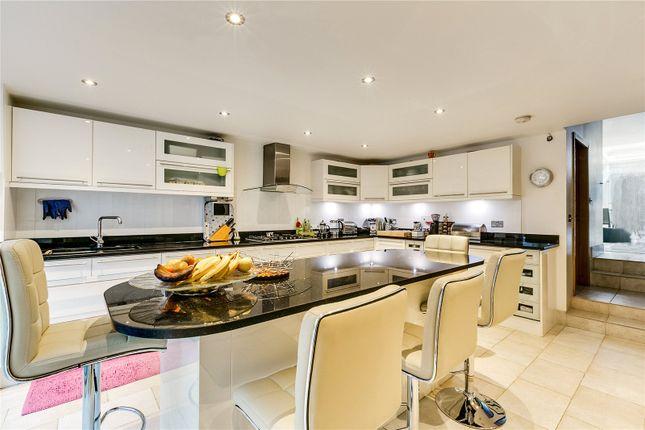 Kitchen of Hazlebury Road, Sands End, London SW6