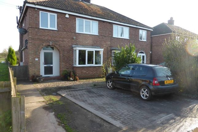 Thumbnail Semi-detached house for sale in Causeway Lane, Lea, Gainsborough