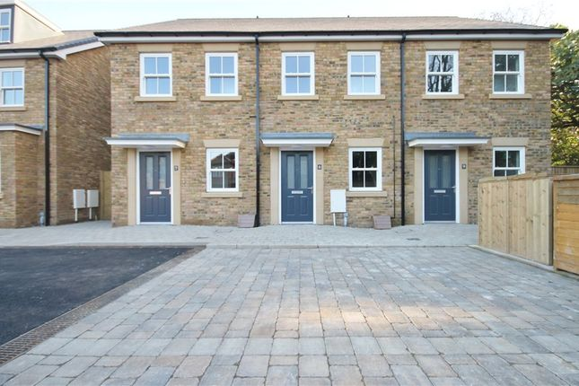Thumbnail Terraced house for sale in Whitton Road, Twickenham