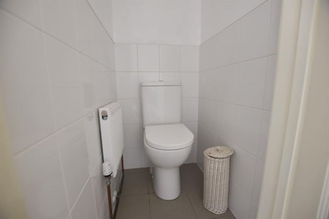 Separate WC of Cedar Avenue, Birstall, Leicester LE4