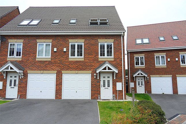4 bed semi-detached house for sale in Spring Place Gardens, Mirfield, West Yorkshire