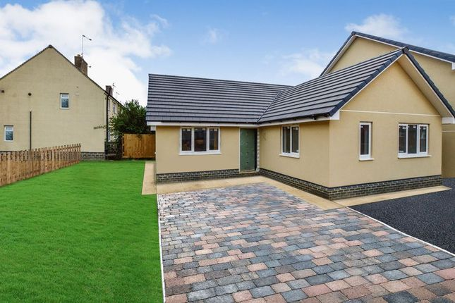 Thumbnail Detached bungalow for sale in Church Road, Wittering, Peterborough