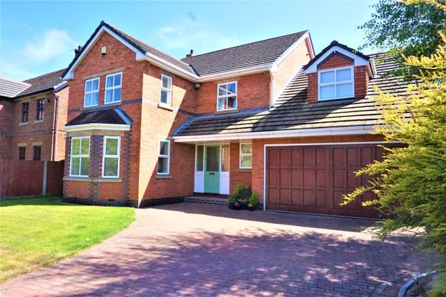 Thumbnail Detached house for sale in Barton Heys Road, Liverpool