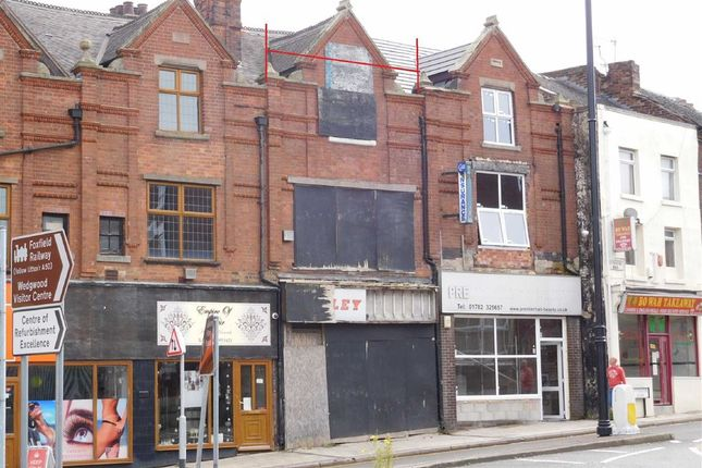 Retail premises for sale in Market Street, Longton, Stoke-On-Trent