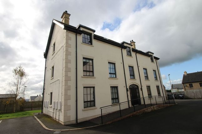 Thumbnail 2 bed flat for sale in Lady Wallace Court, Lisburn