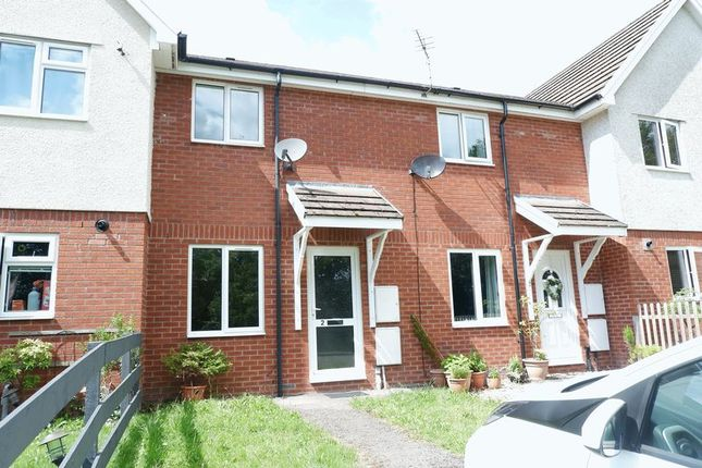 Thumbnail Terraced house to rent in Nant Dyfed, Beddau, Pontypridd