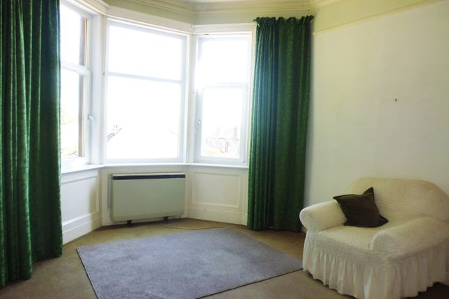 Lounge of Flat 2, 3 Montford Terrace, Rothesay PA20