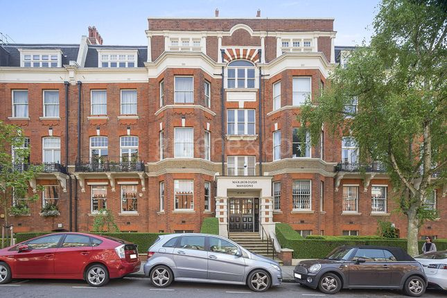 Thumbnail Flat for sale in Marlborough Mansions, West Hampstead, London