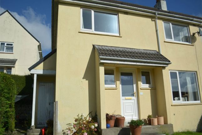 3 bed semi-detached house for sale in Saracen Way, Penryn