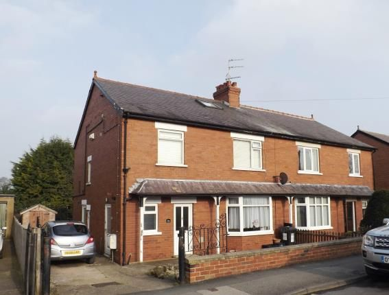 Thumbnail Flat for sale in Stockdale Walk, Knaresborough, North Yorkshire