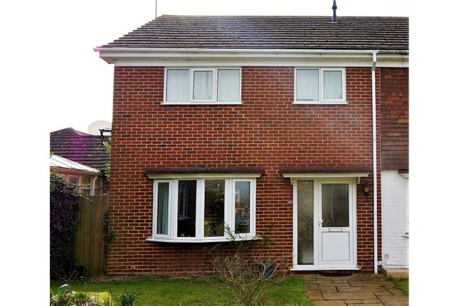Thumbnail End terrace house for sale in St. Pauls Road, Faversham
