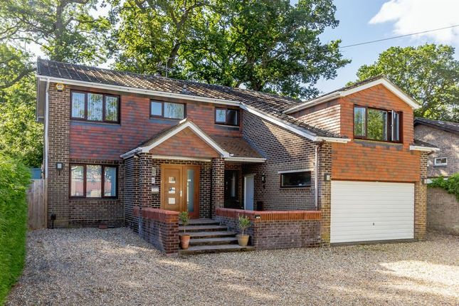 Detached house for sale in Wychwood Grove, Chandler's Ford, Eastleigh