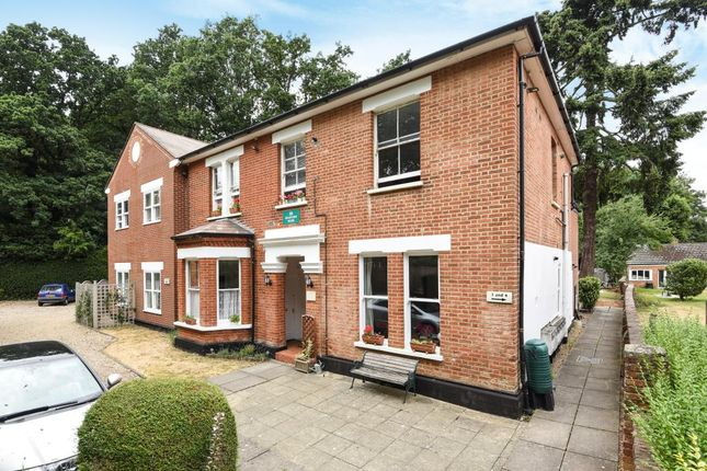 Thumbnail Flat for sale in Horsell, Woking