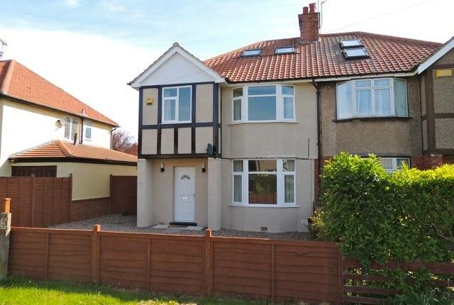 Thumbnail Semi-detached house to rent in Birstwith Road, Harrogate