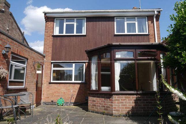 Thumbnail Detached house to rent in Nursery Hollow, Ilkeston
