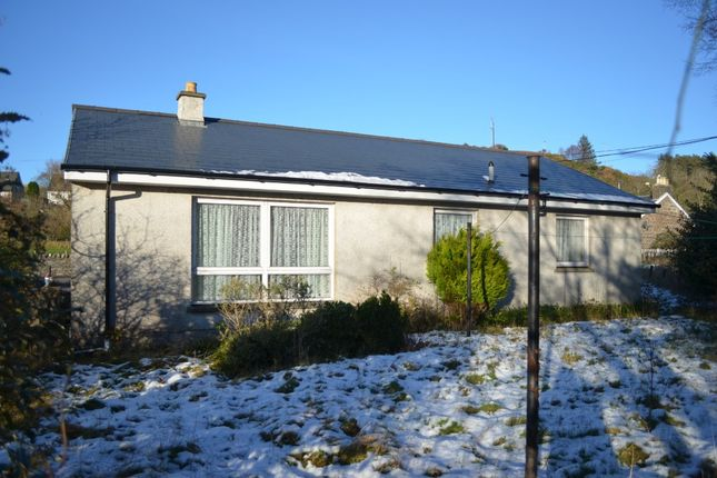 Detached bungalow for sale in Former Schoolhouse, Clachan, Argyll & Bute