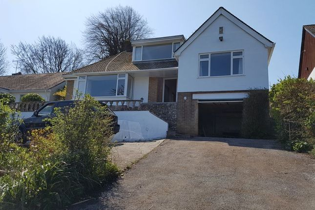 Thumbnail Bungalow to rent in Clappentail Park, Lyme Regis