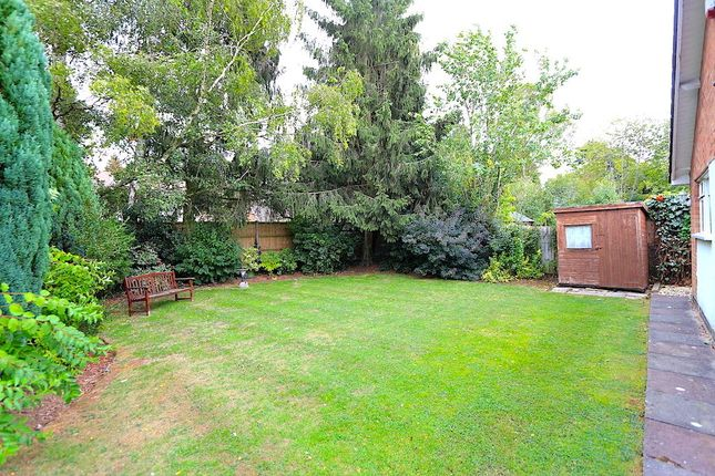 Rear Garden of Hewitt Drive, Kirby Muxloe, Leicester LE9
