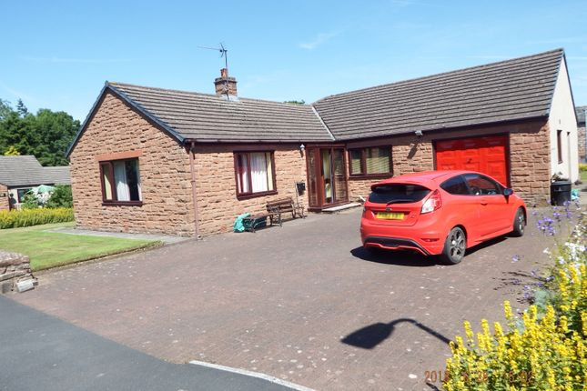 Thumbnail Bungalow to rent in The Croft, Warcop