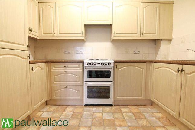 Kitchen of Bishops Court, Churchgate, Cheshunt, Waltham Cross EN8